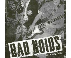 Bad Noids Poster